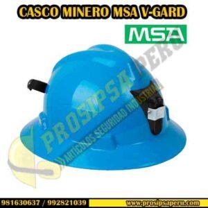CASCO MINERO MSA V-GARD